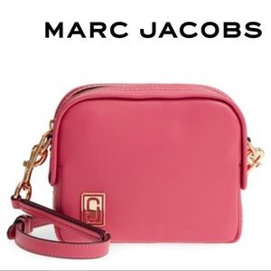 NWT🌹Marc Jacobs Leather Crossbody Bag